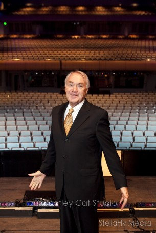 Curtain Up: Mike Lloyd Putting Broadway Grand Rapids  In the Spotlight