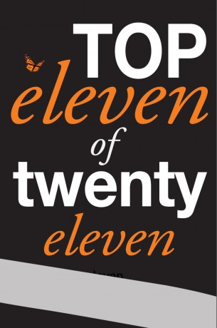 Stellafly's Top 11 of Twenty – Eleven