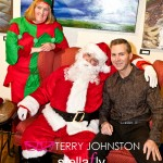 Matthew Arpin, Santa Claus