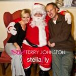 Rosaylnn Bliss, Santa Claus, Bryan Harrisopn
