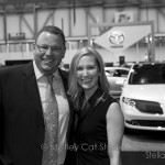 Kids, Cars & Stars Shine Once Again at the  Michigan International Auto Show Charity Spectacular