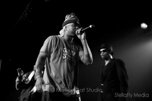 Wu-Tang Clan plays the Intersection – Grand Rapids, MI