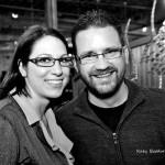 Amanda and Pete Brand