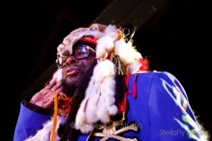 George Clinton & Parliament Funkadelic play Prospecto