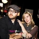 Josh Tyron and Kathy Kretschman