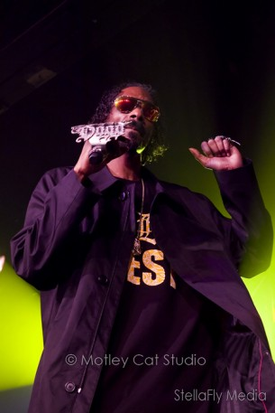 Snoop Dogg plays sold out show at The Intersection