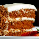 It's Always a Party at Ramona's Table — Carrot Cake