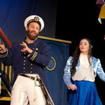 A delightful HMS Pinafore awaits Grand Rapids, opening Thursday April 26th at the Wealthy Theater, our very local Savoy Theater