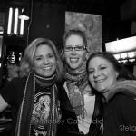 Laurie Schaal (far left)