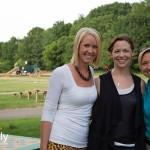 Rosalynn Bliss (far right)