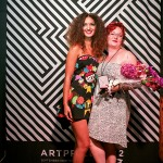 ArtPrize Fashion Force Challenge - Winning designer, Liesl Geneva