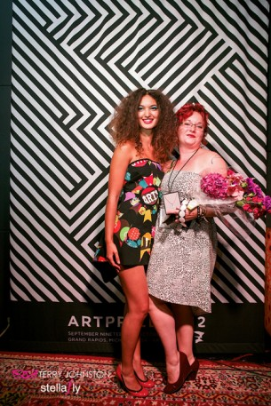 2012 ArtPrize Fashion Force Challenge — A preliminary competition to Style Battle