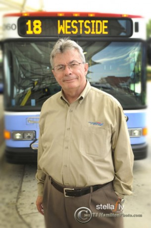 That's how he rolls: The Rapid's Peter Varga talks of bus rides and rhino encounters
