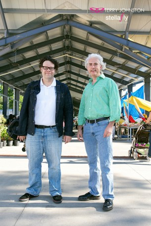 Ted Lott and Greg Metz: Designing, Reusing and Making the Best of What We've Got.