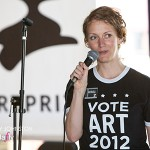 Amelea Pegman, ArtPrize Community/Volunteer Director