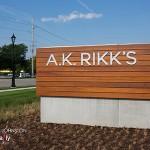 A.K. Rikk's Grand Opening