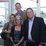 Rosaylnn Bliss, Bryan Harrison, Audrey Sundstrom, Greg Sundstrom