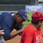 The Big Brothers Big Sisters meet Hometown Heroes, The Whitecaps