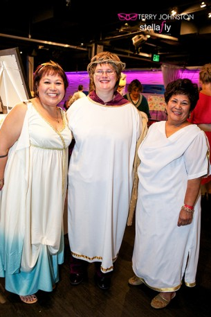 Let's TOGA for Special Olympics 2012