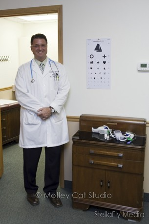 Second-generation Grand Rapids doctor takes a chance on starting his own practice.