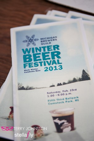 2013 Michigan Brewers Guild Winter Beer Festival