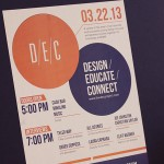 Design/Educate/Connect