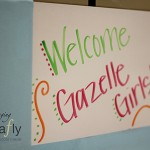 The Gazelle Girl Terryberry Media Open House
