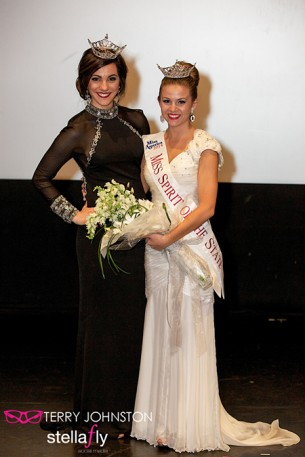 The 12th annual Miss Spirit of the State and Miss Spirit of the State's Outstanding Teen competition