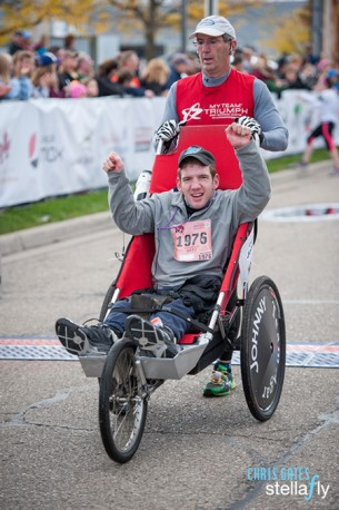 Captains and angels: How myTeam Triumph is changing the face of the marathon