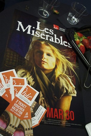 Les Misérables opens at Grand Rapids Civic Theatre. To be safe: bring a hanky.