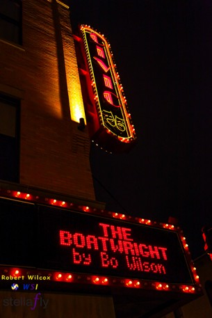 The Boatwright – a play by Bo Wilson
