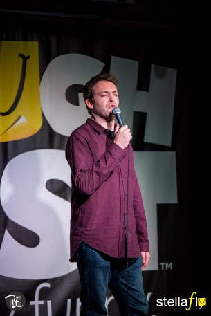 LaughFest wraps up fifth annual festival with National Stand-Up Comedy Showcase