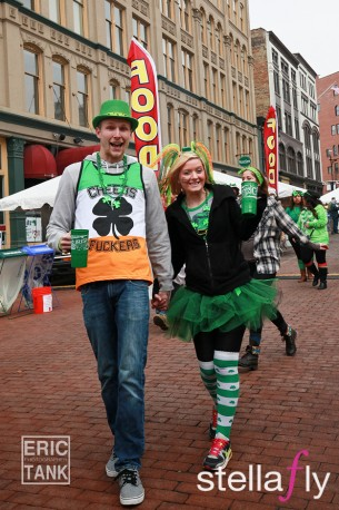 Grand Rapids flocks to downtown for fifth annual Irish on Ionia