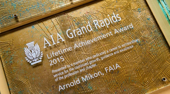 American Institute of Architects – Grand Rapids Chapter recognizes architecture firms and projects at their 2015 Honor Awards program