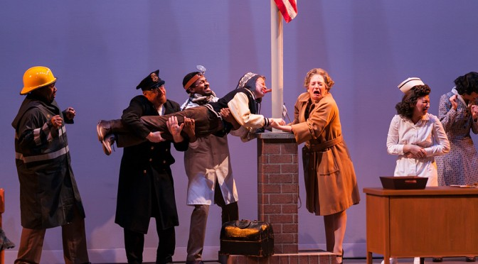 Grand Rapids Civic Theatre brings The Christmas Story to the GRap, Leg Lamps and all.
