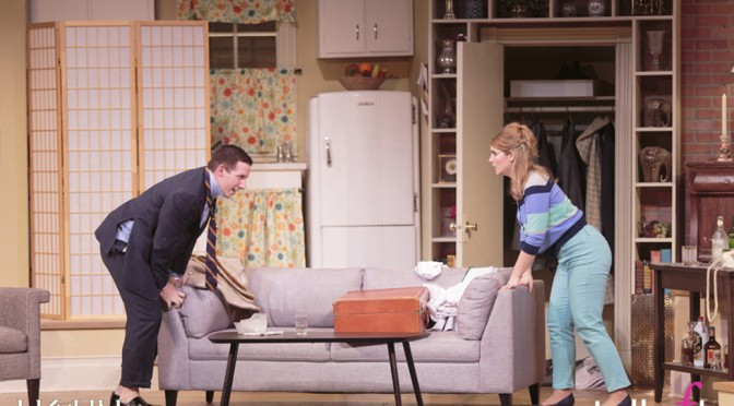 Grand Rapids Civic Theatre presents Barefoot in the Park